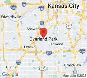 Job Map - Overland Park, Kansas  US