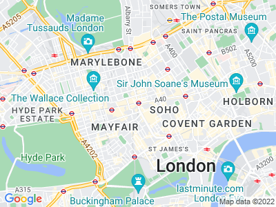 Personal Injury Solicitors in Oxford Circus