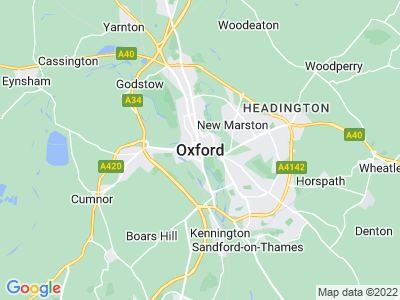 Personal Injury Solicitors in Oxford