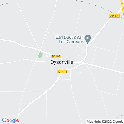bed and breakfast Oysonville
