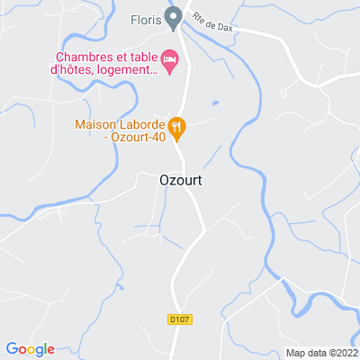 bed and breakfast Ozourt