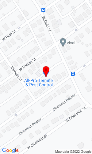 Google Map of Bobcat of the Mountain Empire P. O. Box 3856, Johnson City, TN, 37602-3856
