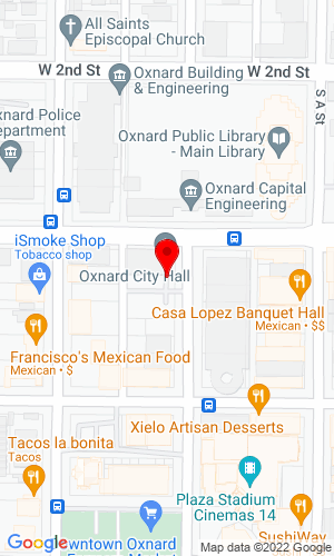 Google Map of Staben Equipment Company Inc P. O. Box 869, Oxnard, CA, 93032-0869