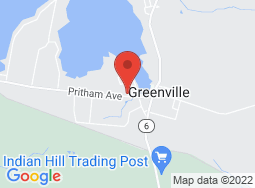 Location of Greenville Adult and Community Education on a map