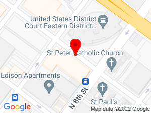 Google Map of Better Housing Coalition