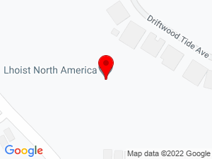 Google Map of Nevada HAND, Inc.