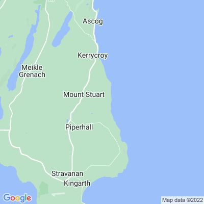 Mount Stuart Location