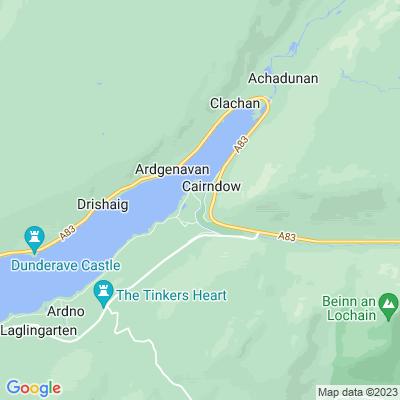 Ardkinglas Location