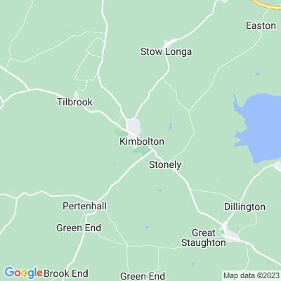 Kimbolton Castle Location