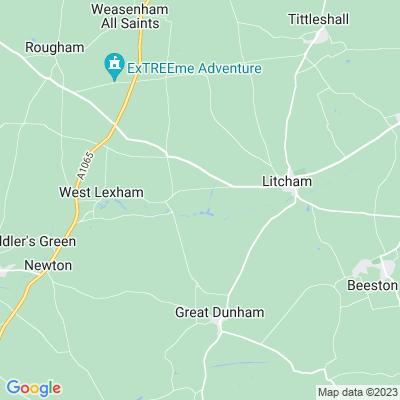 Lexham Hall Location
