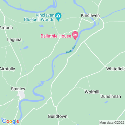 Stobhall Location