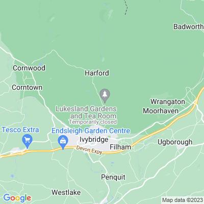 Lukesland Location