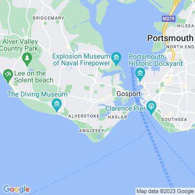 Royal Hospital, The, Haslar Location