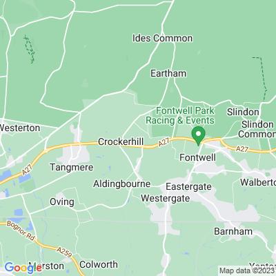 Aldingbourne House Location