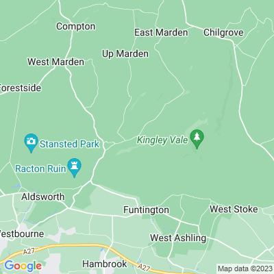 Adsdean Park Location