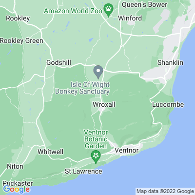 Appuldurcombe Location