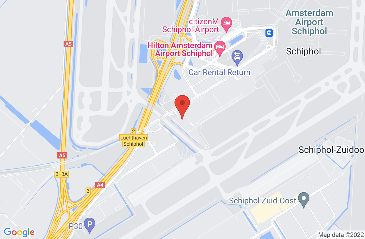 KLM Equipment Services B.V. on Google Maps