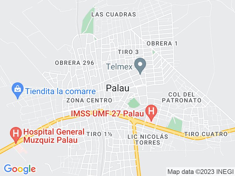 Palau, Coahuila