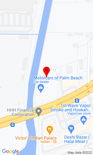 Google Map of Palm Beach Equipment Rental & Sales 171 Nw 13Th Street, Boca Raton, FL, 33432