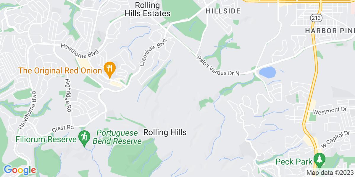 Palos Verdes Peninsula, CA