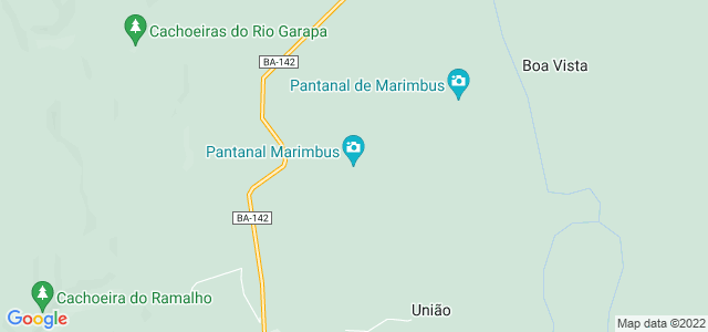 Pantanal Marimbus, Chapada Diamantina, Bahia