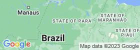 Pará map