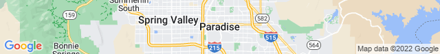 Map of NV