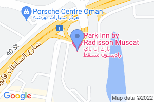 Park Inn by Radisson Muscat Hotel, Sultanate of Oman