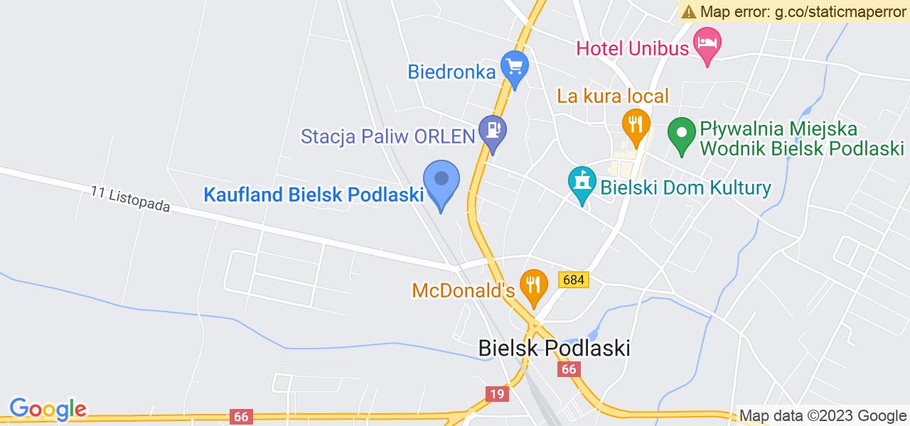 Osiedle Park w Bielsku Podlaskim – w tych punktach ekspresowo wyślesz turbinę do autoryzowanego serwisu