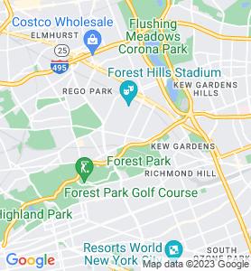 Parkside NY Map