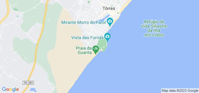 Parque Estadual José Lutzenberger, Torres - Rio Grande do Sul