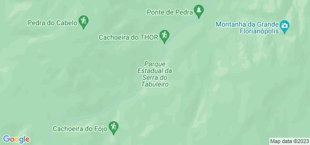 Parque Estadual Serra do Tabuleiro, Várzea do Braço, Santo Amaro da Imperatriz - SC