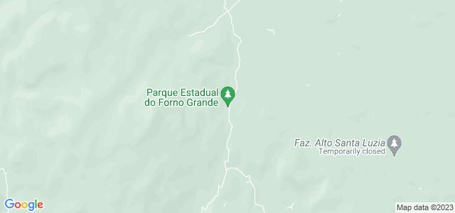 Parque Estadual do Forno Grande, Castelo, Espírito Santo - ES