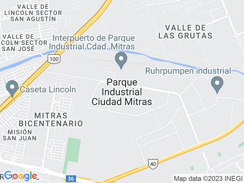 Parque Industrial Ciudad Mitras, Nuevo León