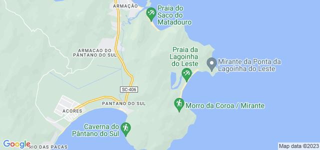 Parque Municipal da Lagoinha do Leste - Florianópolis