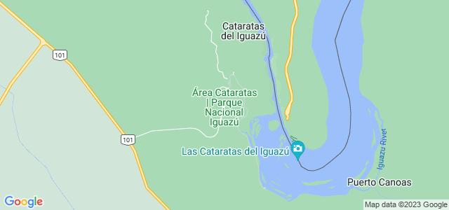 Parque Nacional Iguazú, Misiones, Argentina