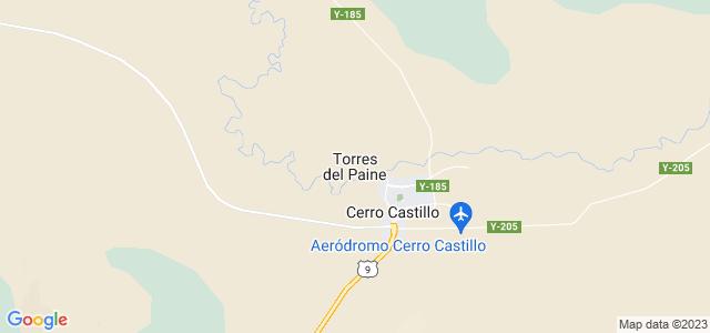 Parque Nacional Torres Del Paine, Puerto Natale, Patagônia Chilena