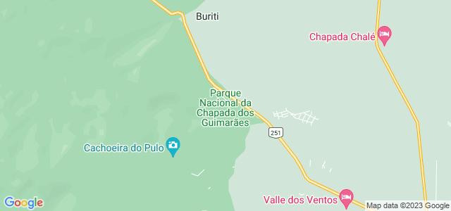 Parque Nacional da Chapada dos Guimarães - MT