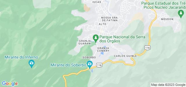 Parque Nacional da Serra dos Órgãos - RJ