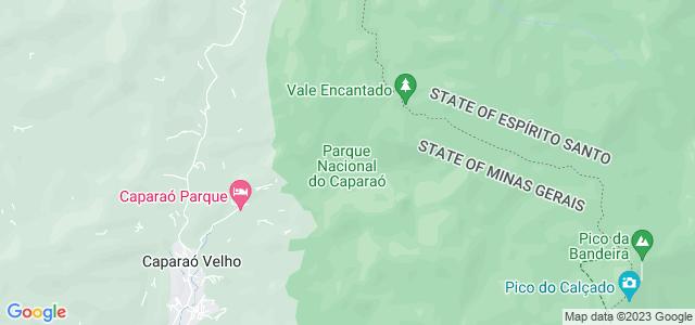 Parque Nacional do Caparaó, Alto Caparaó - MG