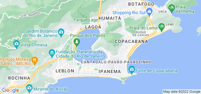 Parque Natural Municipal da Catacumba, Lagoa, Rio de Janeiro