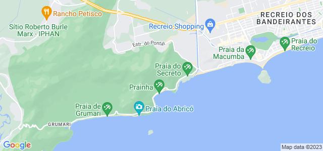 Parque Natural Municipal da Prainha, Rio de Janeiro, Rio de Janeiro, Brasil