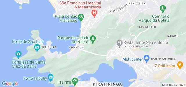 Parque da Cidade, Niterói - RJ
