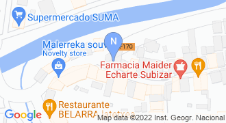 LABORAL KUTXA DONEZTEBE mapa