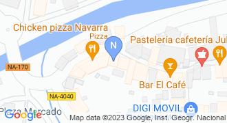 OSTIZ-ETXEA mapa