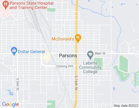 payday loans in Parsons