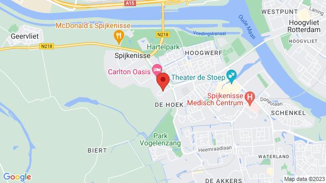 Auto+Sturm+Spijkenisse op Google Maps