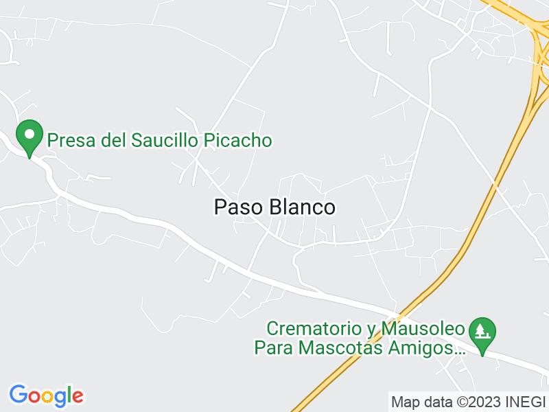 Paso Blanco, San Luis Potosi