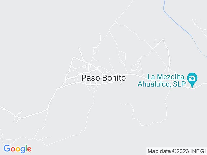 Paso Bonito, San Luis Potosi