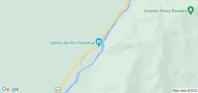 Paso Desolación, Parque Nacional Vicente Perez Rosales, Petrohue, Los Lagos, Chile